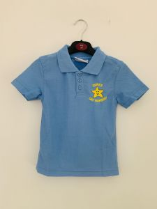 Dunes Nursery Blue Polo